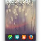 Mozilla OS Home