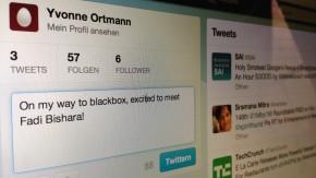 Twitter: starkes Wachstum in Deutschland
