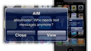 Design-Konzept: iOS ohne alte, blaue Benachrichtigungen