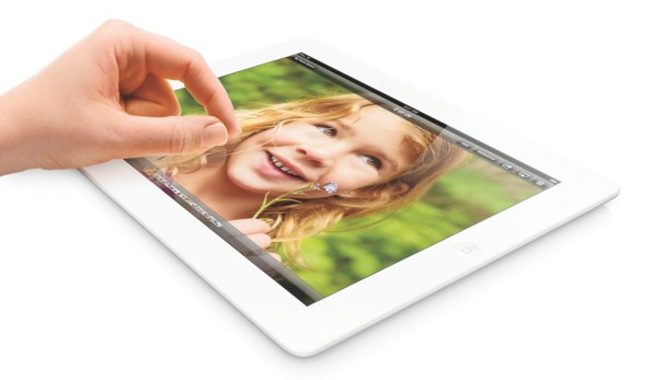 ipad 4 retina display tablets