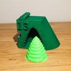 3D-Drucker 10 Tanne