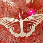 3D-Drucker 13 Schmetterling