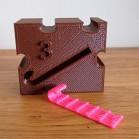 3D-Drucker 3 Schlitten