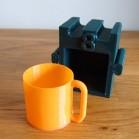 3D-Drucker 8 Becher