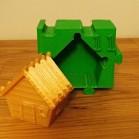 3D-Drucker 9 Lebkuchenhaus