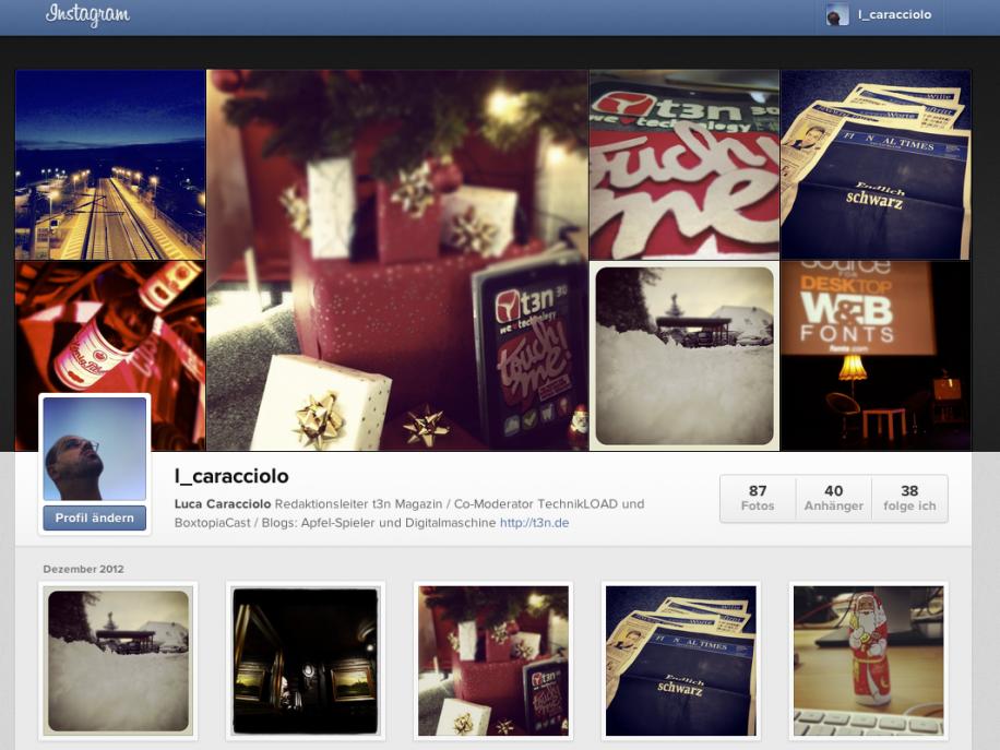 Instagram legte in diesem Jahr einen kometenhaften Aufstieg hin – Facebook schlug zu und kaufe den Dienst kurzerhand.