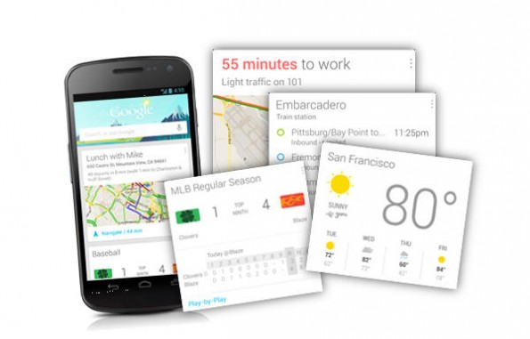 Kontextuelle Systeme wie Google Now werden in Zukunft eine immer wichtigere Rolle im mobile Computing-Bereich spielen.
