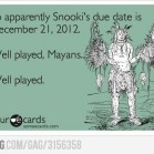 Maya Apokalypse 3
