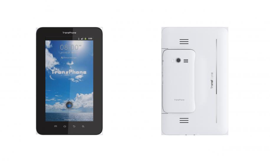 TransPhone Pro: Smartphone-Tablet-Kombo