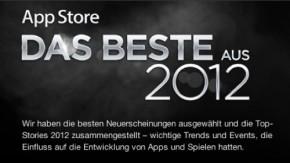 Apple kürt die besten iPhone- und iPad-Apps des Jahres