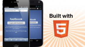 Fastbook: Startup baut Facebook-App in HTML5 – Schneller als offizielle App