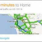 google-now-karte-Verkehr