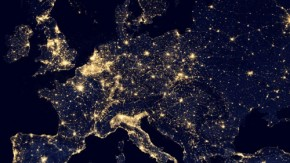 Night On Earth: Black Marble zeigt Google Earth bei Nacht