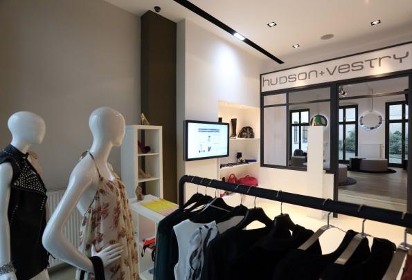 Im neuen Pop-Up-Store geht es neben QR-Code-Shopping auch um andere neue Möglichkeiten für Händler und Kunden.
