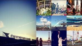 Das sind die beliebtesten Instagram-Locations 2012