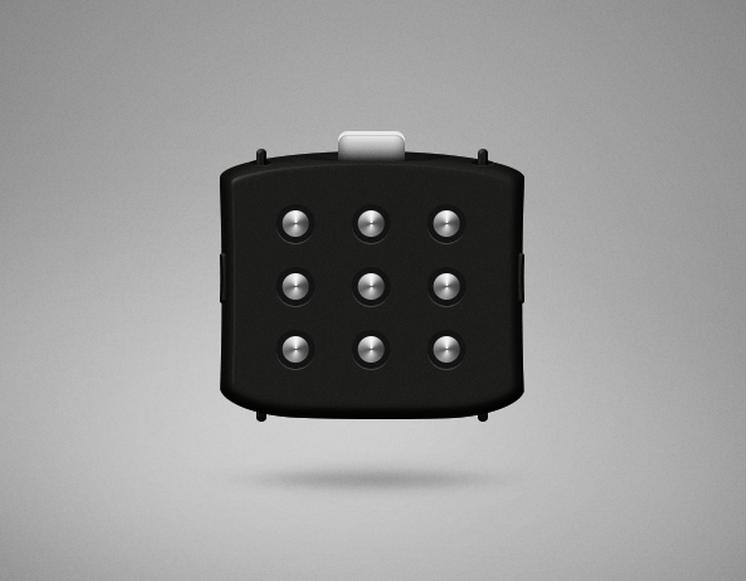 Faszinierend: Der Smartwatch-Akku lädt sich über Hautreibung und -wärme auf.