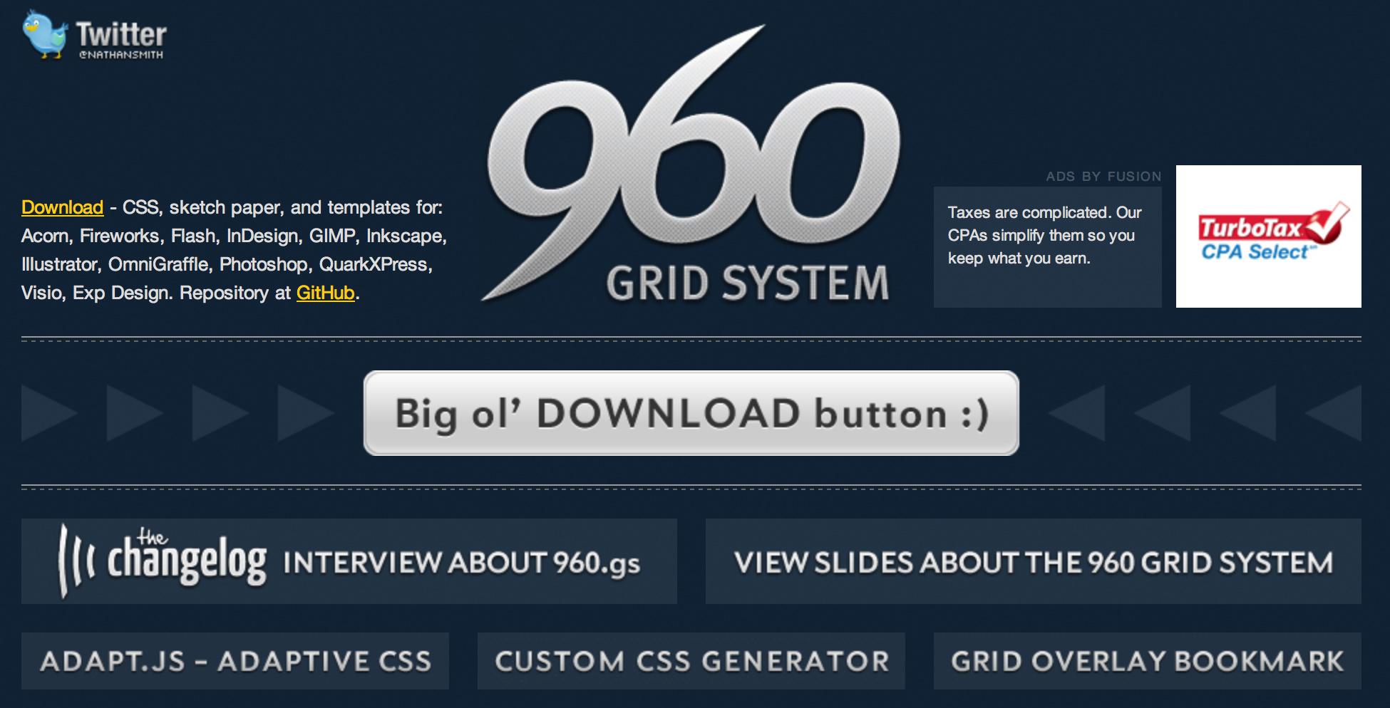 8 Grid-Systeme, die Webworkern das Leben leichter machen   ❤ t3n