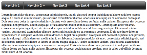 TutsPlus Dropdown Menü mit HTML5, CSS3 und JQuery (inkl. Tutorial)
