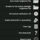 ButtonLES Notification Android Smartphones 3