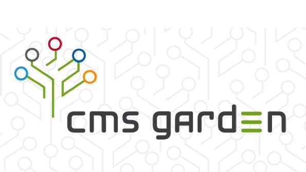 Im CMS Garden sind alle großen Content-Management-Systeme vertreten.