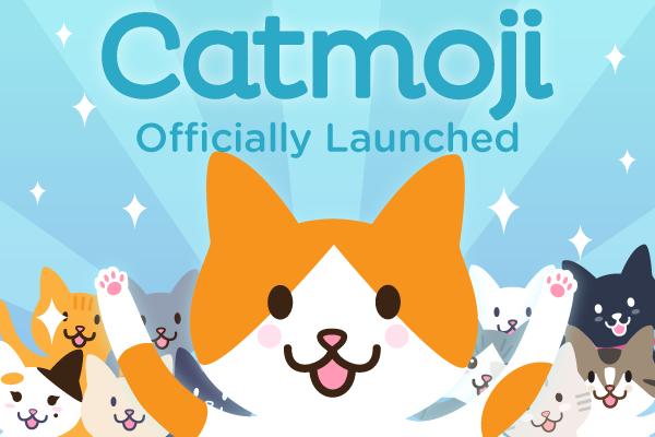 Catmoji: Social Network für Katzen gelauncht