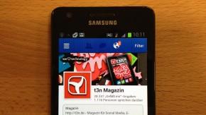Facebook Pages Manager jetzt auch für Android verfügbar