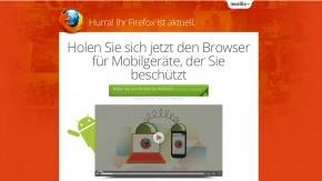 Firefox 18: Neue Version jetzt schon herunterladen