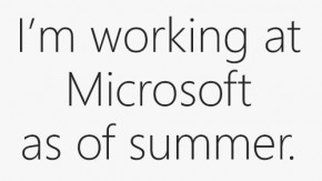 21-Jähriger kritisiert Microsoft-Design und wird eingestellt