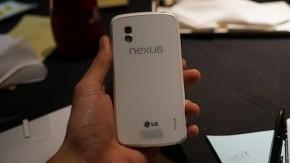 Nexus 4 in weiß: Komplette Fotoserie aufgetaucht