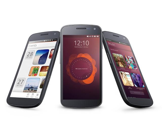 Ubuntu Mobile OS: gemeinsames Interface für Desktop und Smartphone.