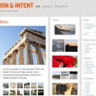 WordPress.comThemes_IdeationAndIntent