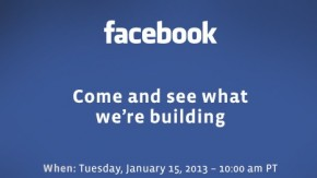 Facebook: Event-Ankündigung treibt Aktienkurs über 30 Dollar