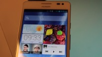 Ascend D2: Huaweis 5-zolliges Full-HD-Smartphone im Hands-On [CES 2013|Update]