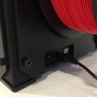Anschlüsse des Makerbot Replicator 2