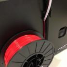 Der Makerbot Replicator 2 druck mti PLA