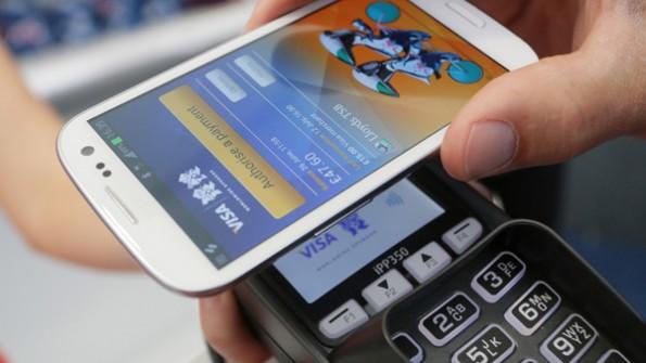 Samsung unterstützt jetzt Mobile Payment (Bildmaterial: Samsung/Visa)