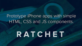 Ratchet: Rapid Prototyping für iOS Apps