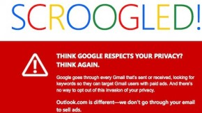 E-Mail-Privatsphäre: Microsoft-Kampagne greift Googles Gmail an