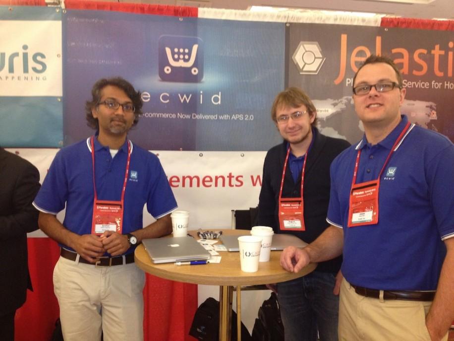 Das Team von Ecwid will mit seinem Shopping-Tool den F-Commerce weiter vorantreiben.