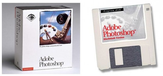 Photoshop Quellcode der Ur-Version steht zum Download bereit (Foto: Computer History Museum)