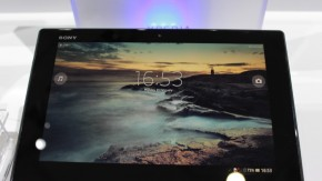 Sony Xperia Tablet Z im Hands-On [MWC 2013]
