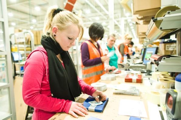 Amazon: Verdi will E-Commerce-Riesen mit Streiks im Weihnachtsgeschäft unter Druck setzen. (Bild: Amazon)