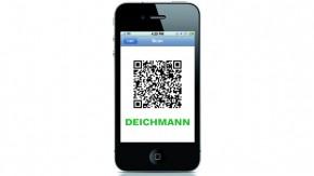 Deichmann: Schuhe per QR-Code direkt von der Plakatwand kaufen