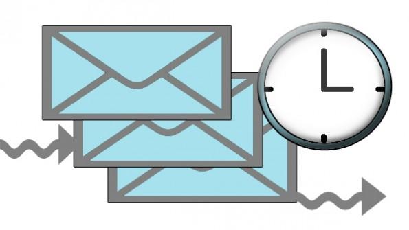 E-Mail-Marketing: Der richtige Zeitpunkt macht's [Infografik]