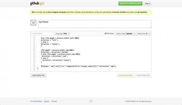 github gist webworker tools