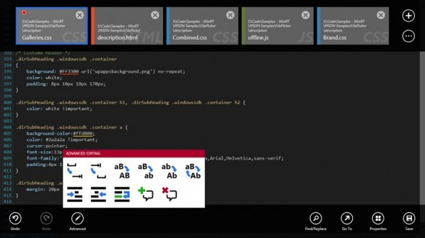 kostenlose windows 8 apps codewriter
