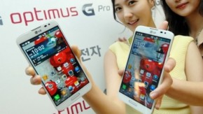 LG Optimus G Pro: 5,5 Zoll Full-HD-Androide mit Snapdragon 600 Quad-Core