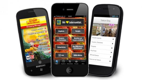 Netto und Edeka bieten eine App mit Zahlungsfunktion (Screen: Valuephone)