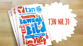 t3n Ausgabe 31: Einblicke ins neue Heft [Video]