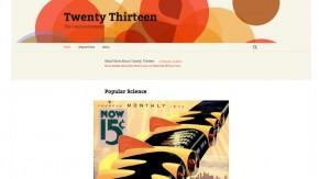 Twenty Thirteen: Erster Blick auf das nächste WordPress-Standard-Theme